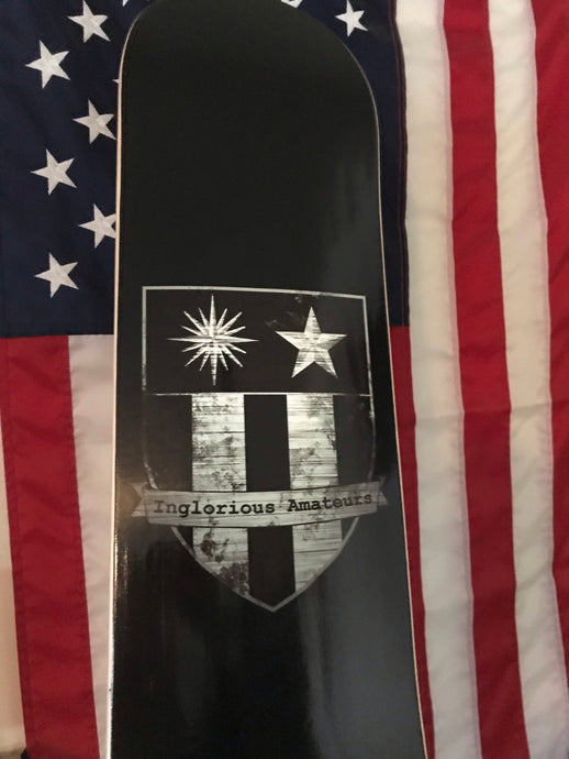 IA Shield Skateboard Deck