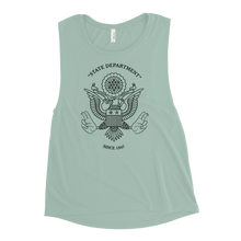 State Ladies' Muscle Tank