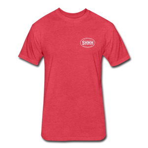 #SHHHINT Men's - heather red