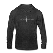 Dagger Hoodie V2 - heather black