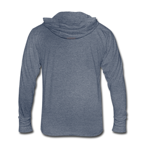 Dagger Hoodie V2 - heather blue