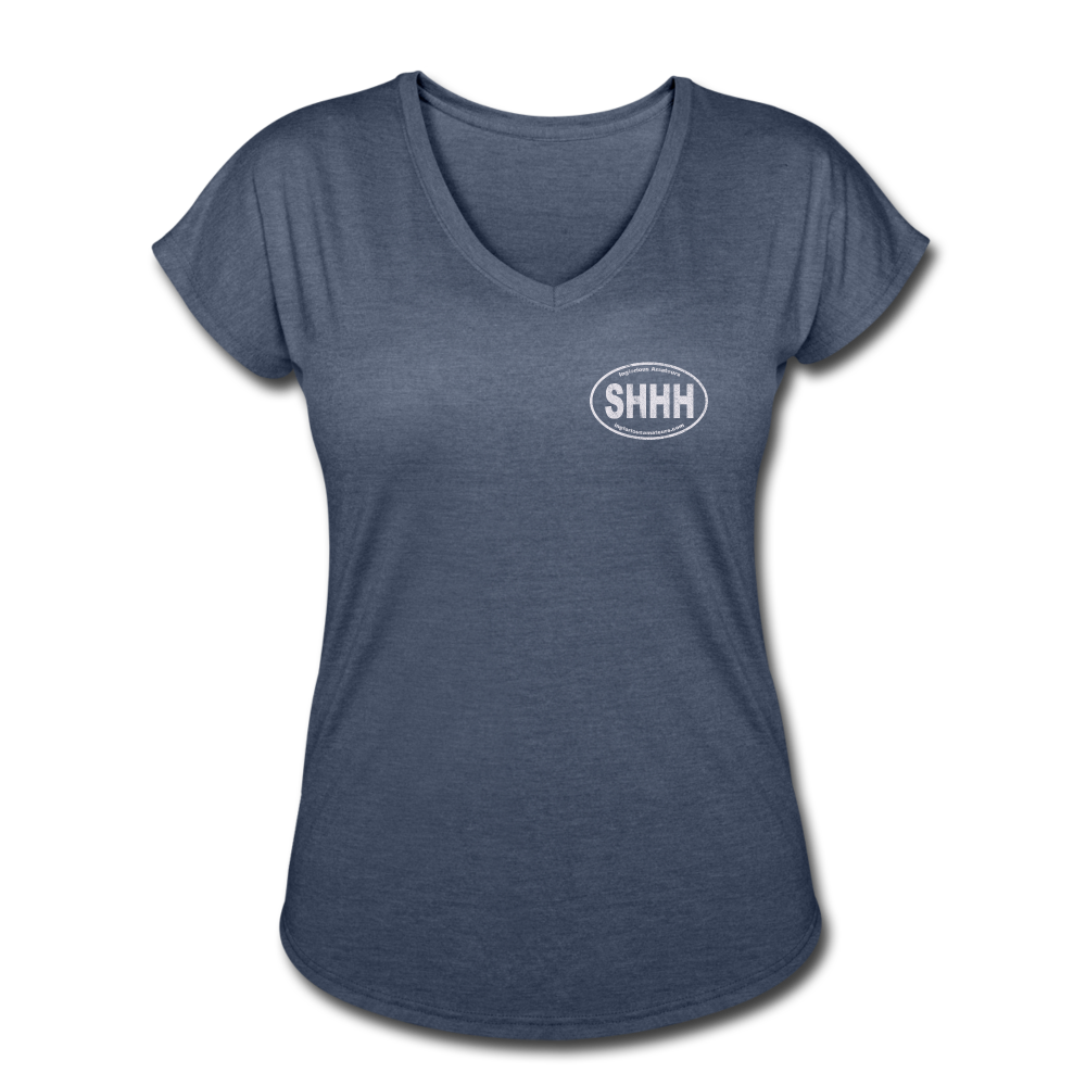 #SHHHINT Women's - navy heather