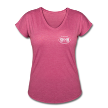 #SHHHINT Women's - heather raspberry