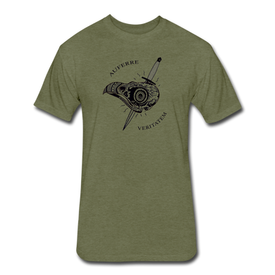 To Steal the Truth - heather military green
