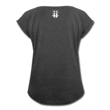 SHHH v2 Women's Shirt - heather black