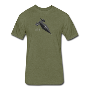 Oxcart Memorial Reissue - heather military green