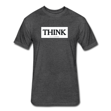 THINK shirt - heather black