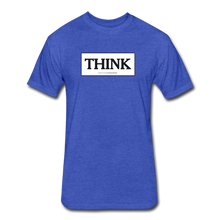 THINK shirt - heather royal