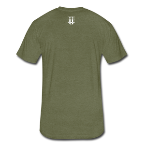 THINK shirt - heather military green
