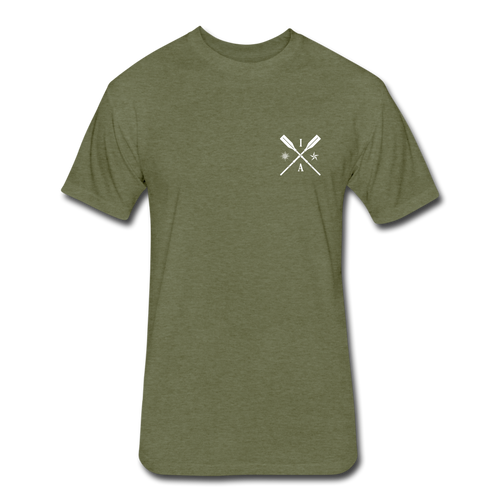 Rowing Club - heather military green