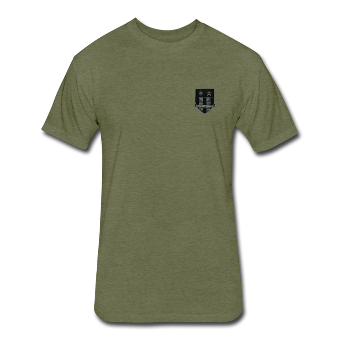 Title 50 Stuff - heather military green