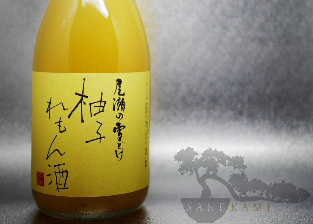 YUZU LEMON SAKE
