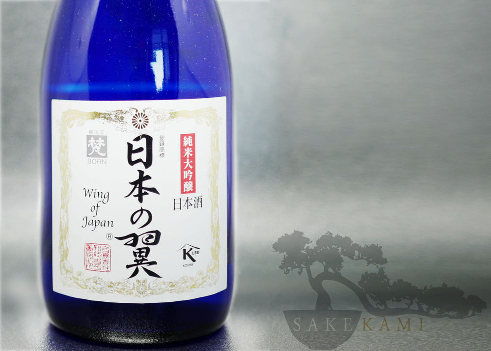 BORN WING OF JAPAN 720ML