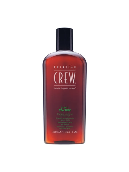 AMERICAN CREW 3-IN-1 TEA TREE - Blackwood Barbers