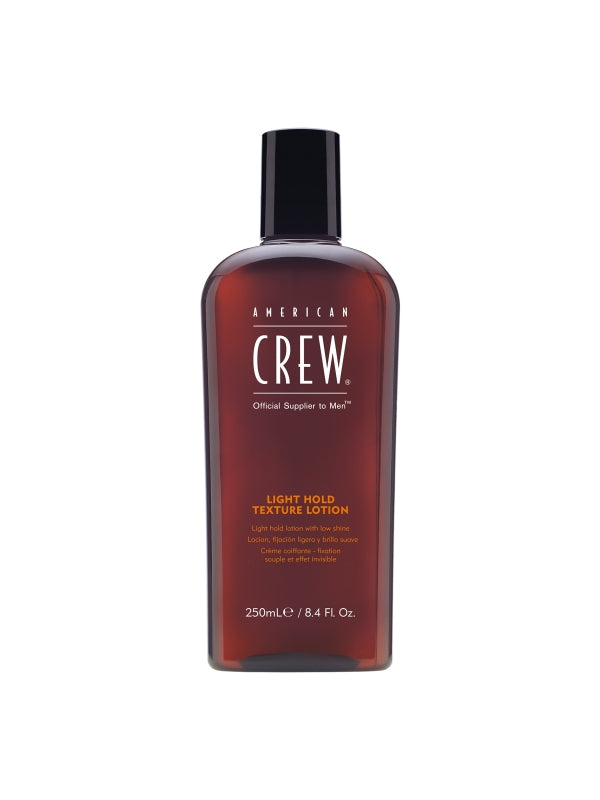 AMERICAN CREW LIGHT HOLD TEXTURE LOTION - Blackwood Barbers