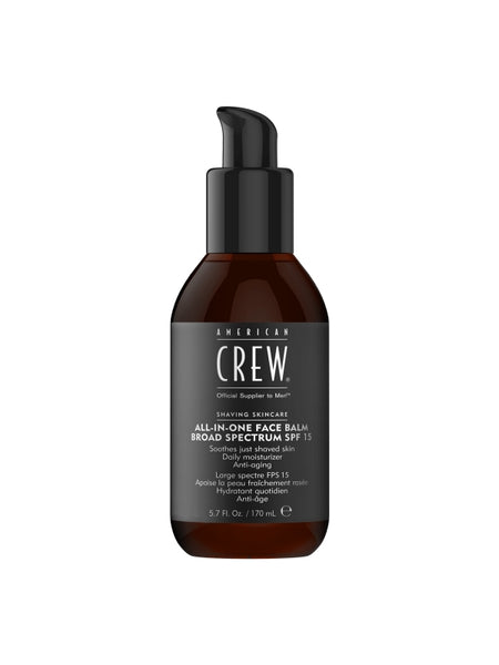 AMERICAN CREW ALL-IN-ONE FACE BALM SPF 15 - Blackwood Barbers
