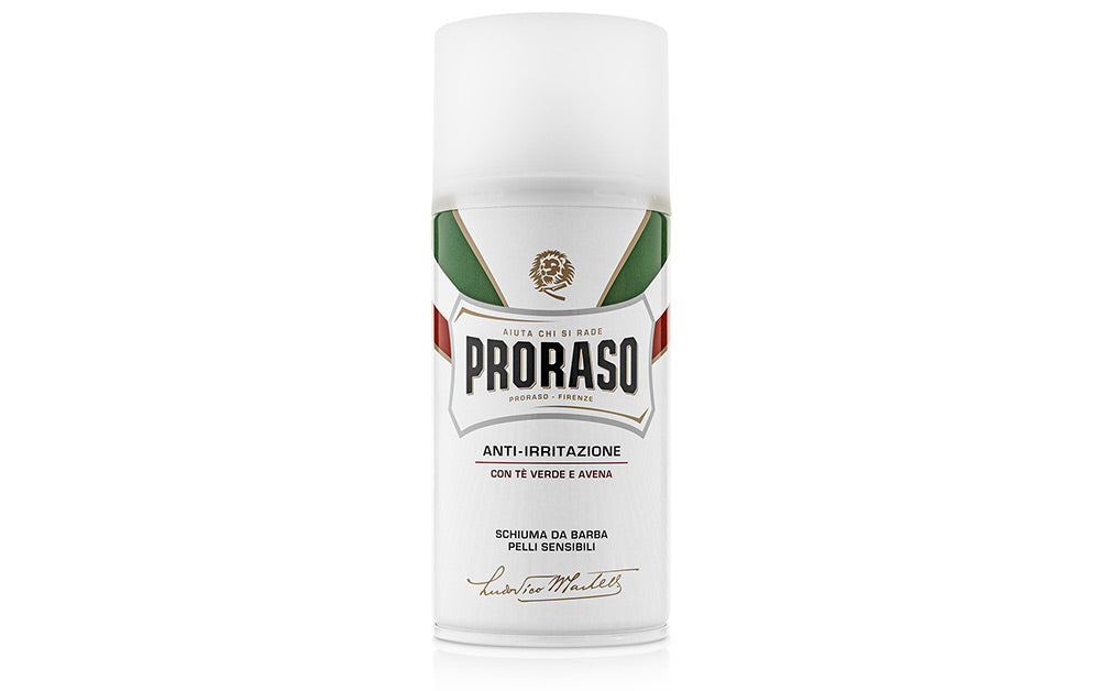 PRORASO SHAVE FOAM- SENSITIVE - Blackwood Barbers