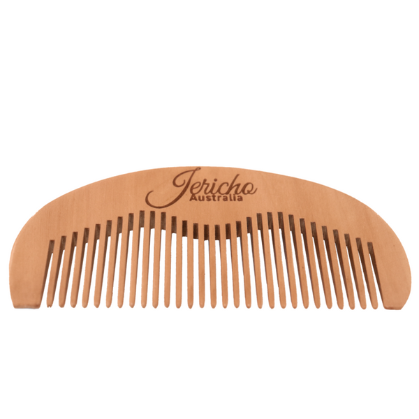 Jericho Beard Comb - Blackwood Barbers