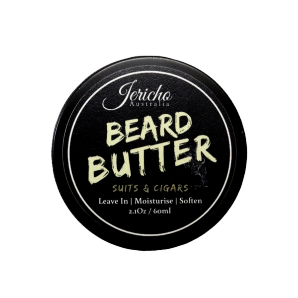 Jericho Suits & Cigars Beard Butter - Blackwood Barbers