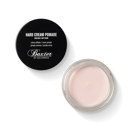 BAXTER OF CALIFORNIA HARD CREAM POMADE - Blackwood Barbers