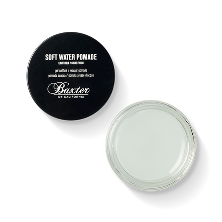 BAXTER OF CALIFORNIA SOFT WATER POMADE - Blackwood Barbers
