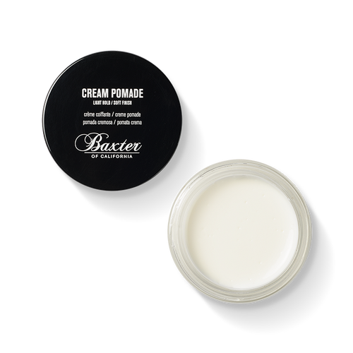 BAXTER OF CALIFORNIA CREAM POMADE - Blackwood Barbers