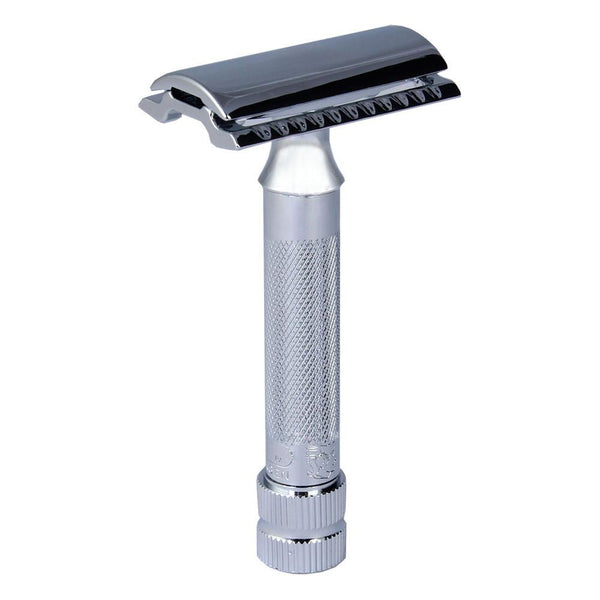 MERKUR 34C SAFETY RAZOR HD CHROME - Blackwood Barbers