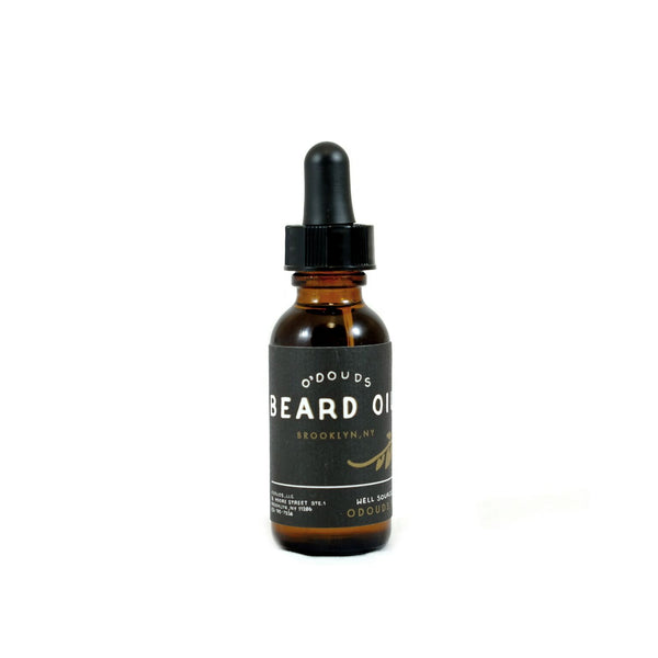 O'DOUDS BEARD OIL 30mL - Blackwood Barbers