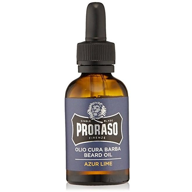 PRORASO BEARD OIL- AZUR LIME - Blackwood Barbers