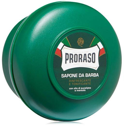 PRORASO SHAVING SOAP- EUCALYPTUS & MENTHOL REFRESH - Blackwood Barbers