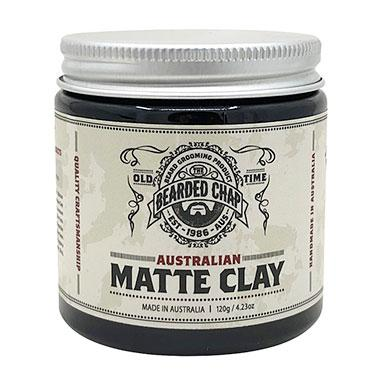 THE BEARDED CHAP AUSTRALIAN MATTE CLAY - Blackwood Barbers