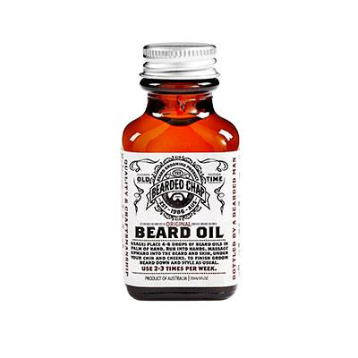 THE BEARDED CHAP BEARD OIL