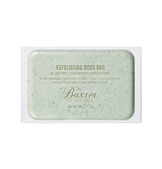BAXTER OF CALIFORNIA EXFOLIATING BODY BAR - Blackwood Barbers