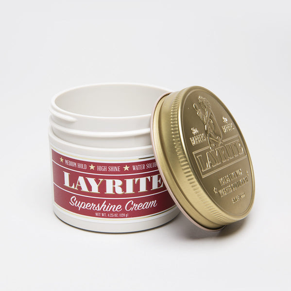 LAYRITE SUPERSHINE POMADE - Blackwood Barbers