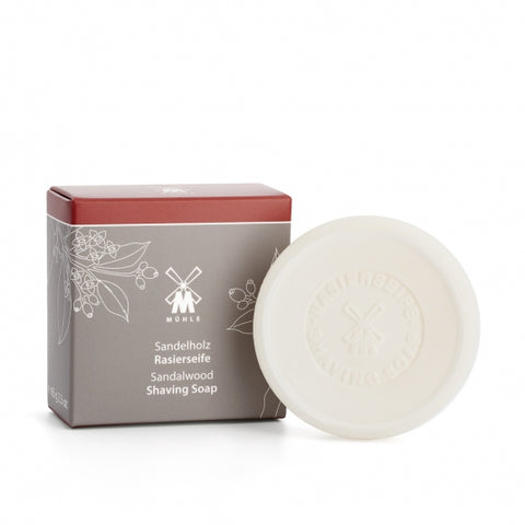 MUHLE SHAVE SOAP- SANDALWOOD - Blackwood Barbers