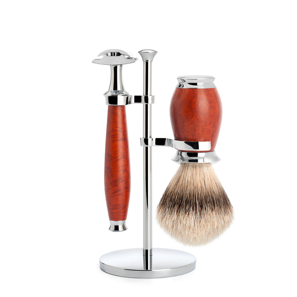 MUHLE PURIST 3-PIECE SHAVE SET - Blackwood Barbers