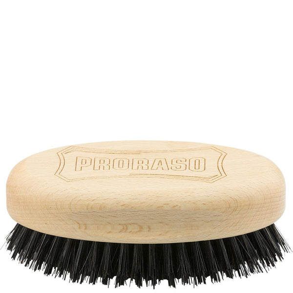 PRORASO MILITARY BRUSH - Blackwood Barbers