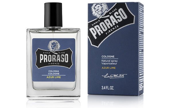 PRORASO COLOGNE- AZUR LIME - Blackwood Barbers