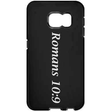 Romans 10:9 - Samsung Galaxy 7 Tough Case - THEGOODSHEPHERDSHIRTS.com