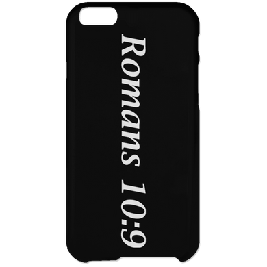 Romans 10:9 - iPhone 6 Plus Case - THEGOODSHEPHERDSHIRTS.com