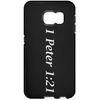 1 Peter 1:21 - Samsung Galaxy 7 Tough Case - THEGOODSHEPHERDSHIRTS.com