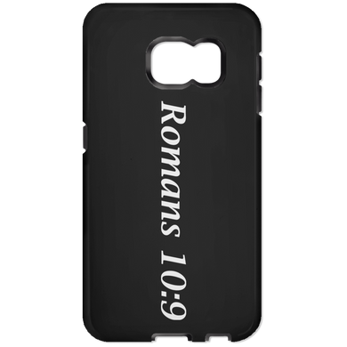 Romans 10:9 - Samsung Galaxy 6 Tough Case - THEGOODSHEPHERDSHIRTS.com