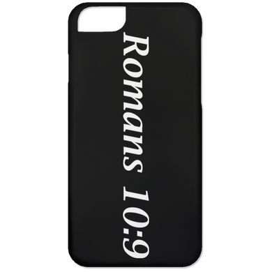 Romans 10:9 - iPhone 6 Case - THEGOODSHEPHERDSHIRTS.com