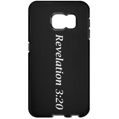 Revelation 3:20 - Samsung Galaxy 7 Tough Case - THEGOODSHEPHERDSHIRTS.com