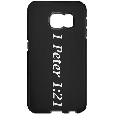 1 Peter 1:21 - Samsung Galaxy 6 Tough Case - THEGOODSHEPHERDSHIRTS.com