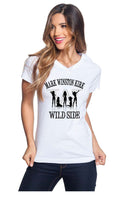 Wild Side Ladies T-Shirt