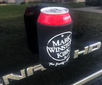The Party's Here (Magnet Koozie)