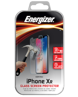 Energizer Hard Case for iPhone XR Clear