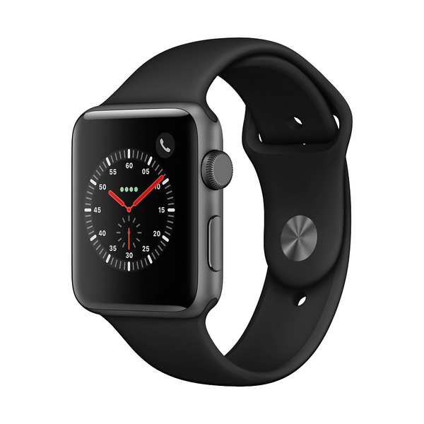 Apple Watch Series 3 42 mm Black €249