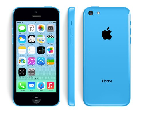 iPhone 5C Blue €89 Free Delivery